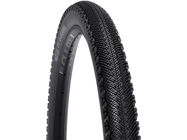 WTB Venture Cubierta Plegable 700x50C Road TCS, black